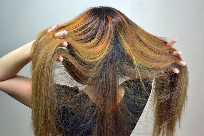 نصائح للعناية بالشعر الخفيف والمتساقط و تنعيم الشعر يستخدمنها السعوديات